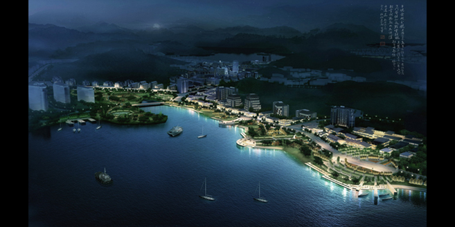 千岛湖景观风貌控制概念规划